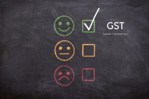 small business gst ticked
