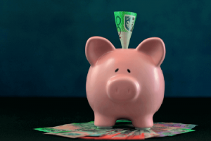 piggy bank to keep savings from tax planning strategies